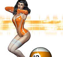 Poolgames 2009 - No. 13 by DigitalFox