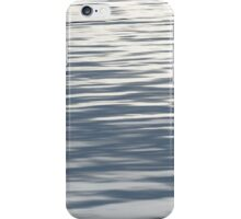 Water ripples in Jackson Lake iPhone Case/Skin