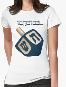 iDreidel Womens Fitted T-Shirt