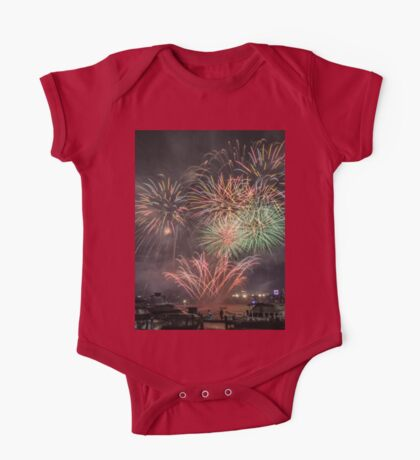Happy 4th of July! One Piece - Short Sleeve