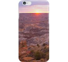 4 Corners Bad Lands iPhone Case/Skin