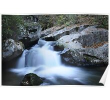 Cascading Creek Poster