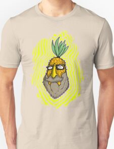 Pineapple Head Unisex T-Shirt