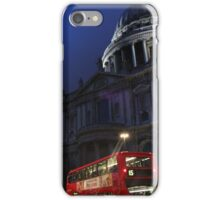 London, St Pauls Cathedral 2012 iPhone Case/Skin
