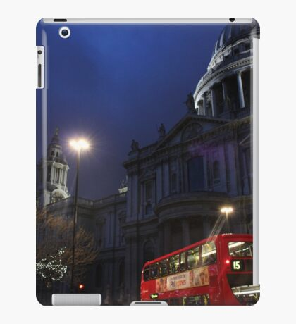 London, St Pauls Cathedral 2012 iPad Case/Skin