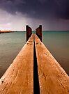 Geraldton Jetty ~ 4 by Pene Stevens