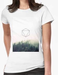 The Forrest Womens Fitted T-Shirt