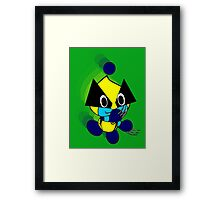 Wolverine Chao Framed Print