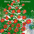 Have a Merry Daisied-Up Christmas by MaeBelle