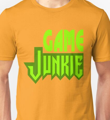 Game Junkie Unisex T-Shirt