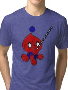 Spider Chao Tri-blend T-Shirt