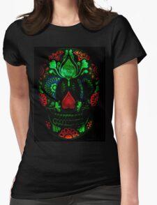 Ornate Day of the Dead Sugar Skull T-Shirt