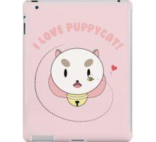 I love Puppycat! iPad Case/Skin
