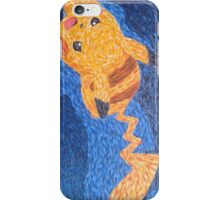Pikachu Van Gogh iPhone Case/Skin