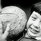 Melon boy by Larry  Grayam