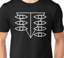 Seele Eyes (White) Unisex T-Shirt