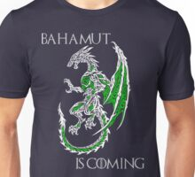 Bahamut Is Coming V2 Unisex T-Shirt