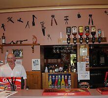 Bar Keep - Barwon Hotel - Winchelsea by Joseph Bailouni