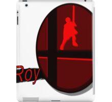 Smash Bros. Roy Tag iPad Case/Skin
