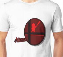 Smash Bros. Ness Tag Unisex T-Shirt
