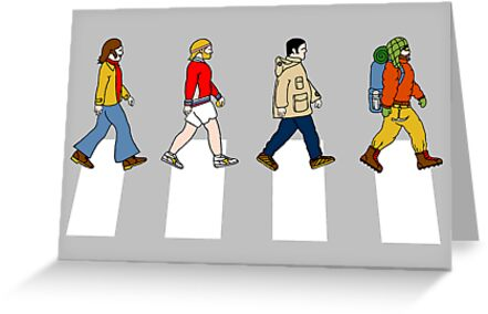 'ABBEY ROAD'  by casualco