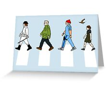 'ABBEY ROAD 2' Greeting Card