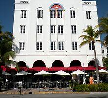 South Beach Hotel by Rosalie Scanlon