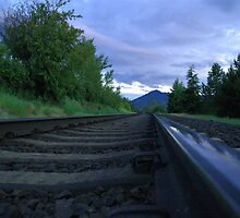 RailRoad Crossing by Tamarap208