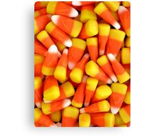 Candy Corn Canvas Print