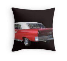 !956 Ford Fairlane Throw Pillow