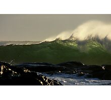 Waves01Margaret River Western Australia Photographic Print