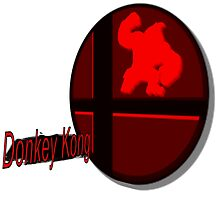 Smash Bros. Donkey Kong Tag by goronmask