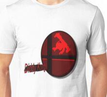 Smash Bros. Diddy Kong Tag Unisex T-Shirt