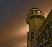 Light on Yarmouth by Casey Solis