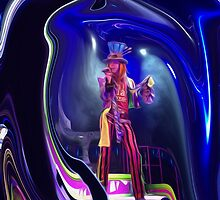 Mad T Party Mad Hatter by doodlewizard