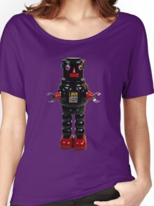 Mechanical Robby Toy Women's Relaxed Fit T-Shirt