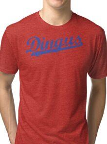 L.A. Dingus - The Blue Crew (Blue) Tri-blend T-Shirt