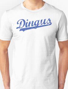 L.A. Dingus - The Blue Crew (Blue) T-Shirt