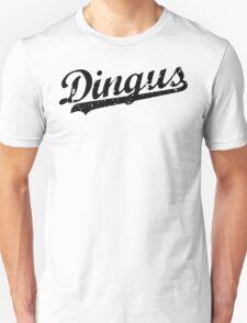 L.A. Dingus - The Blue Crew (Black) T-Shirt