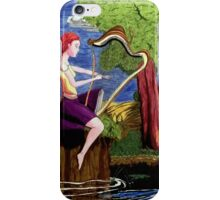 Of Harps and Mermaids iPhone Case/Skin