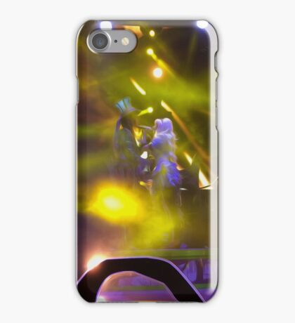 Mad T Party Mad Hatter and Alice iPhone Case/Skin