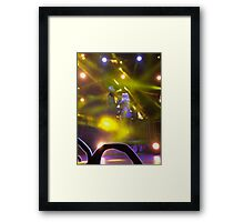 Mad T Party Mad Hatter and Alice Framed Print