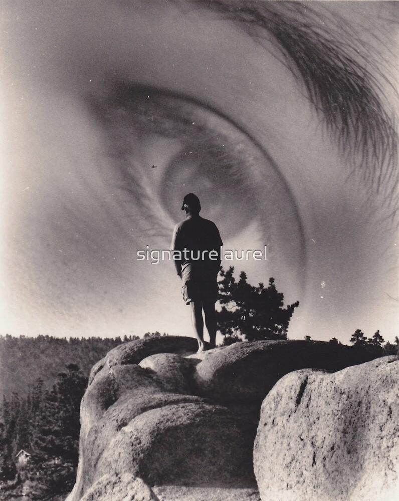 Look into my Eye by signaturelaurel
