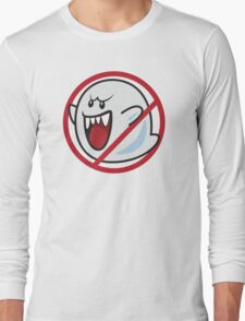 Super Mario Boo-Busters Long Sleeve T-Shirt