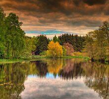 Chillingham Lake by Chris Vincent