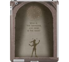 The Hunchback of Notre Dame inspired design (Clopin). iPad Case/Skin