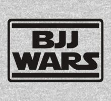 Brazilian Jiu Jitsu Wars One Piece - Long Sleeve