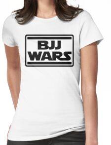 Brazilian Jiu Jitsu Wars Womens Fitted T-Shirt
