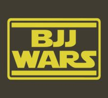 Brazilian Jiu Jitsu Wars by FightZone