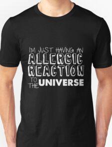 Allergic Reaction T-Shirt